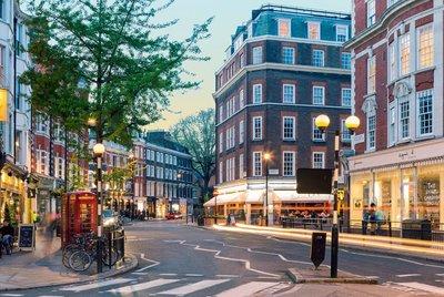 Marylebone London Hight Street