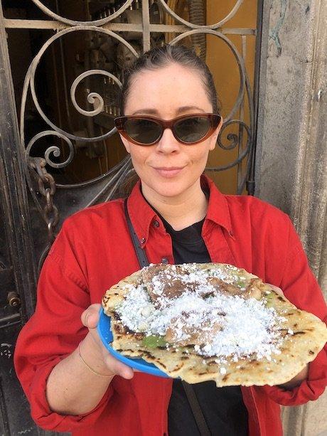 laura may todd mexico