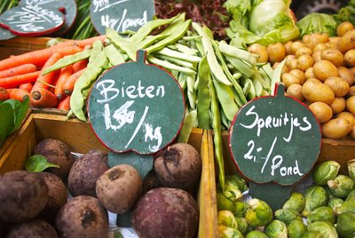 Noordermarkt, Amsterdam: Where Farmer Meets Flea