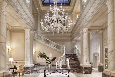Palazzo Parigi, Milan: Putting The Oh! In Palazzo