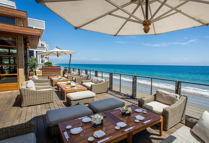 nobu malibu beach restaurant road trip from santa monica