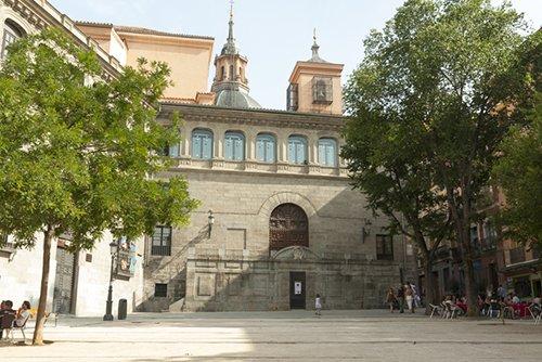 Plaza de la Paja Madrid