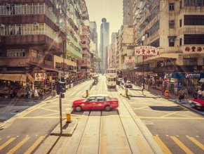 Private Walking Tours in Hong Kong