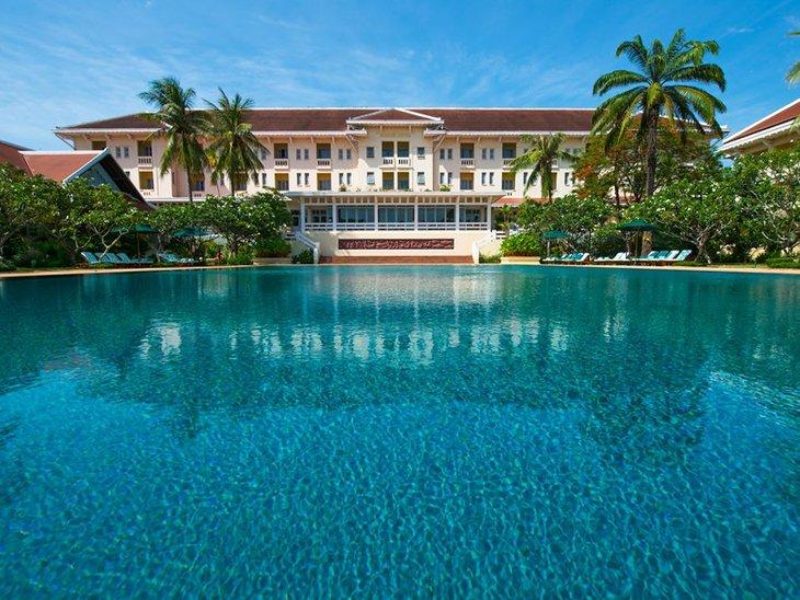 Rafles Grand Hotel d'Angkor