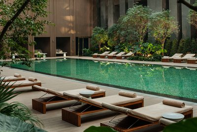 Rosewood Beijing_Swimming Pool