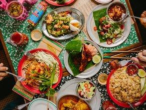 Samsen Hong Kong Share Meal