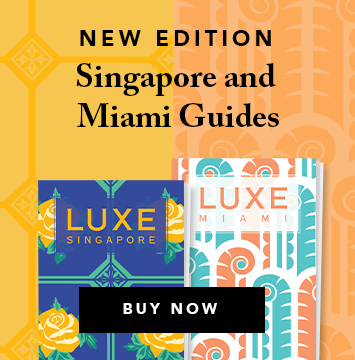 New edition Singapore and Miami guides