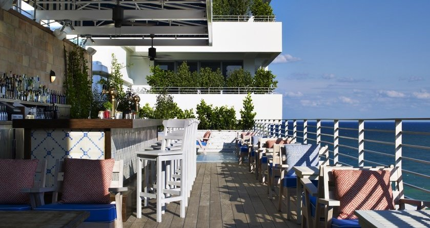 Soho Beach House, Miami: Oceanside Oasis. Previous Next