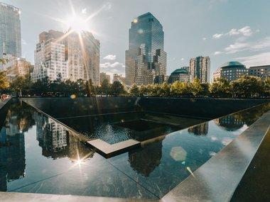 911 Memorial New York