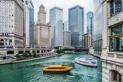 Architecture Tours in Chicago