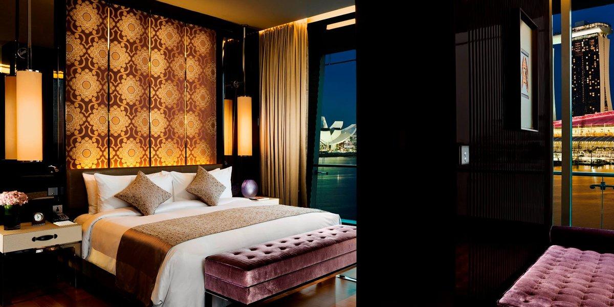 The Fullerton Bay Hotel Singapore Bayside Splendour