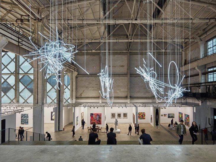 West Bund Art & Design Fair