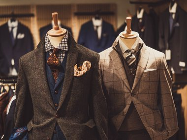 Menswear Suits