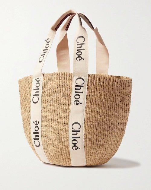 Chloe basket bag
