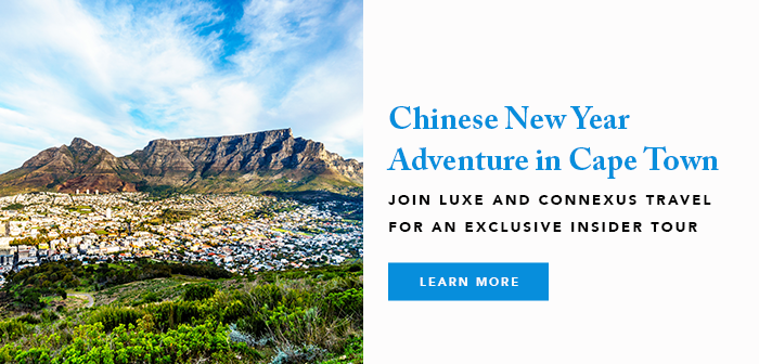 Chinese New Year Adventure in Cape Town
