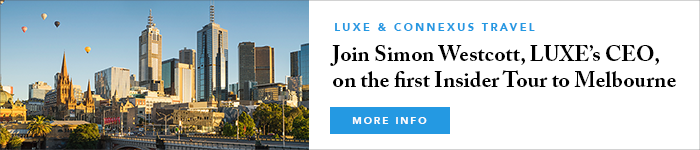LUXE and Connexus Melbourne Tour