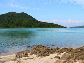Long Ke Beach - Hong Kong