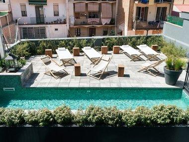 Hotel Brummell Pool