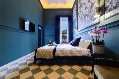 the rome hotels to book for spring. Black Bedroom Furniture Sets. Home Design Ideas
