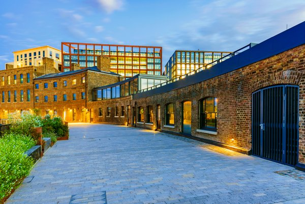 Coal Drops Yard, London