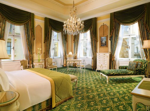 Hotel Imperial Vienna Junior Suite