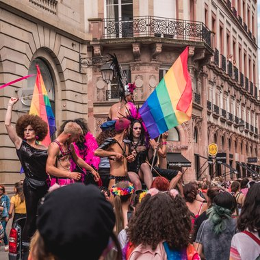 Pride month france