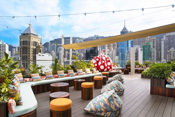 Hong Kong: The Alfresco Bars to Try this December