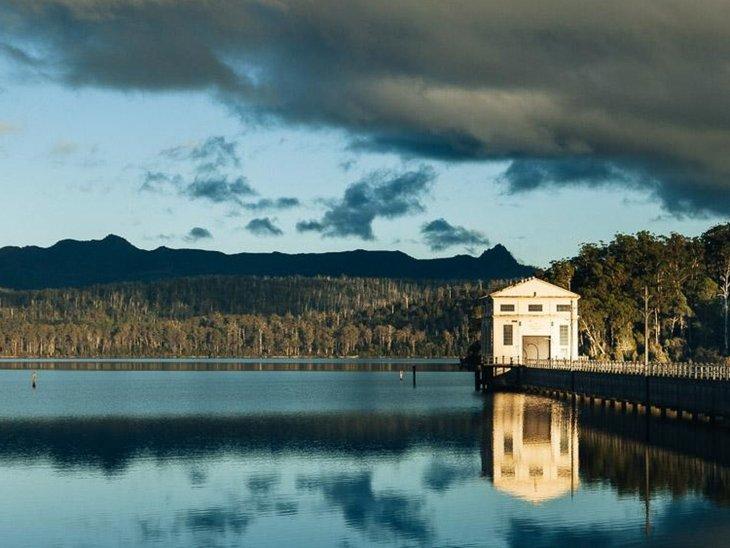 Pumphouse Point Tasmania