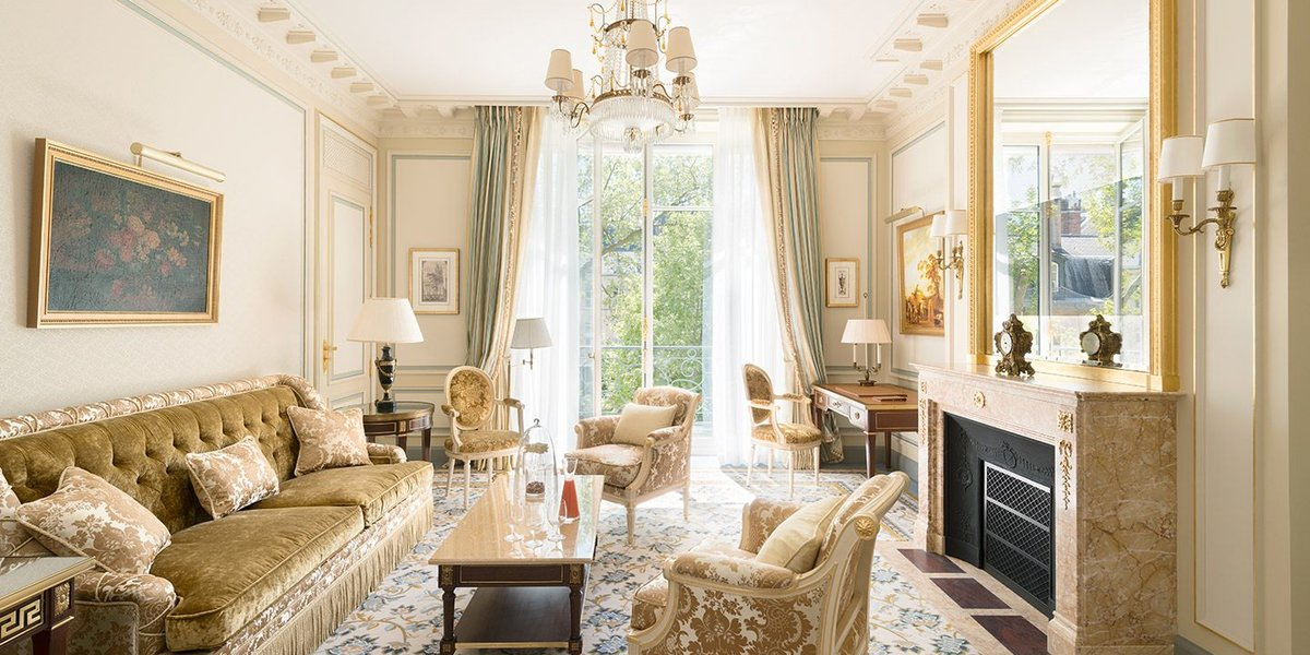 On The Radar: The Ritz Paris