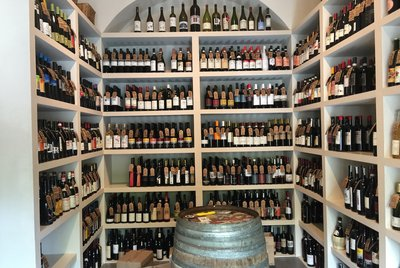 6 of Rome's Best Wine Bars
