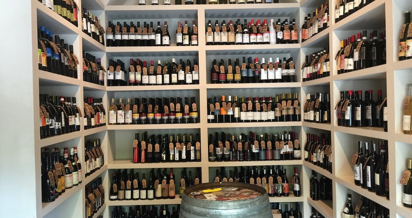 6 of Rome\'s Best Wine Bars