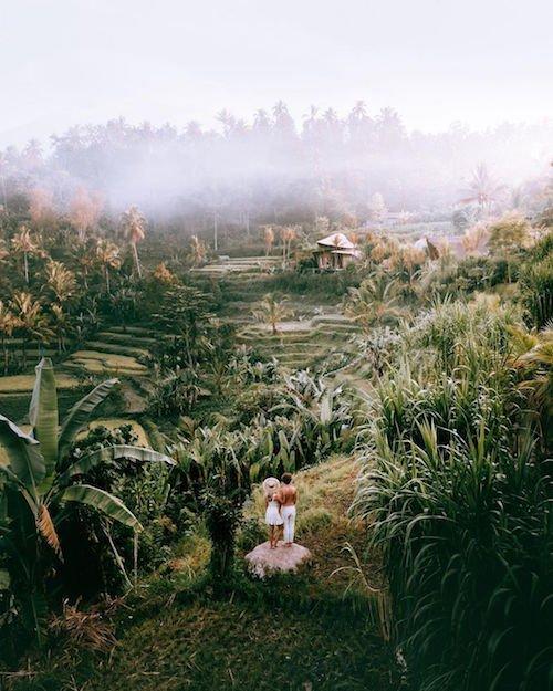 Bali saltinourhair