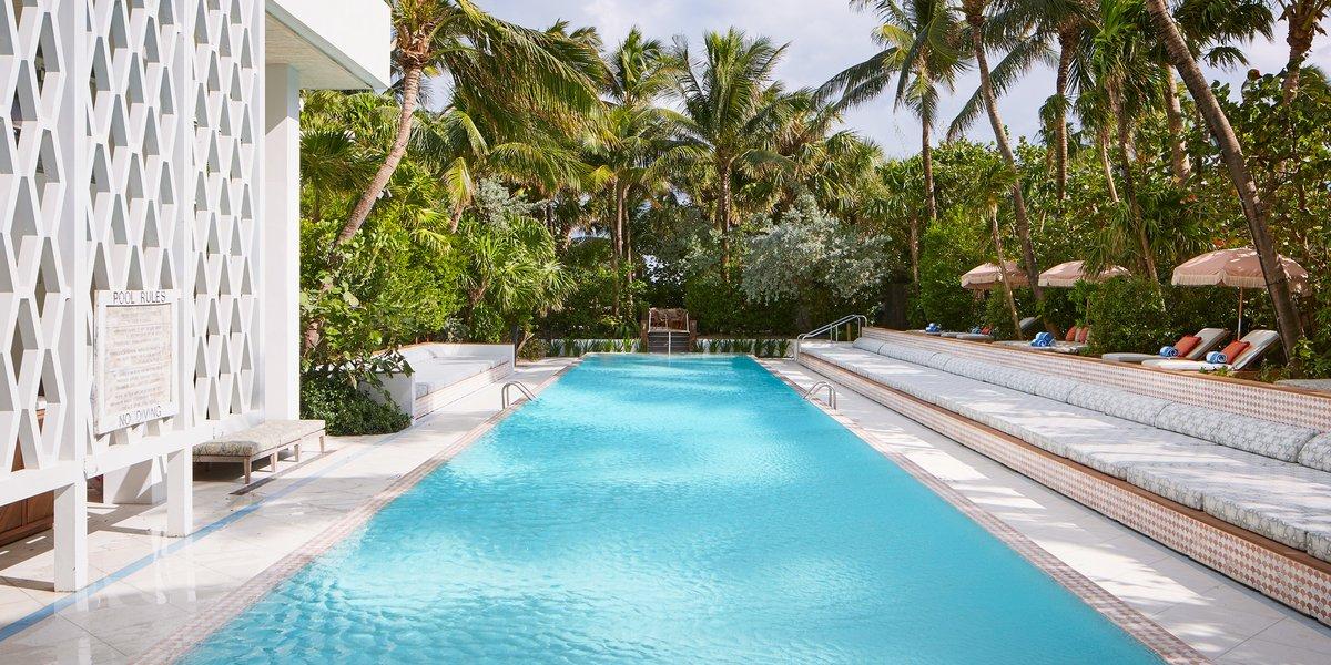 Soho Beach House, Miami: Oceanside Oasis