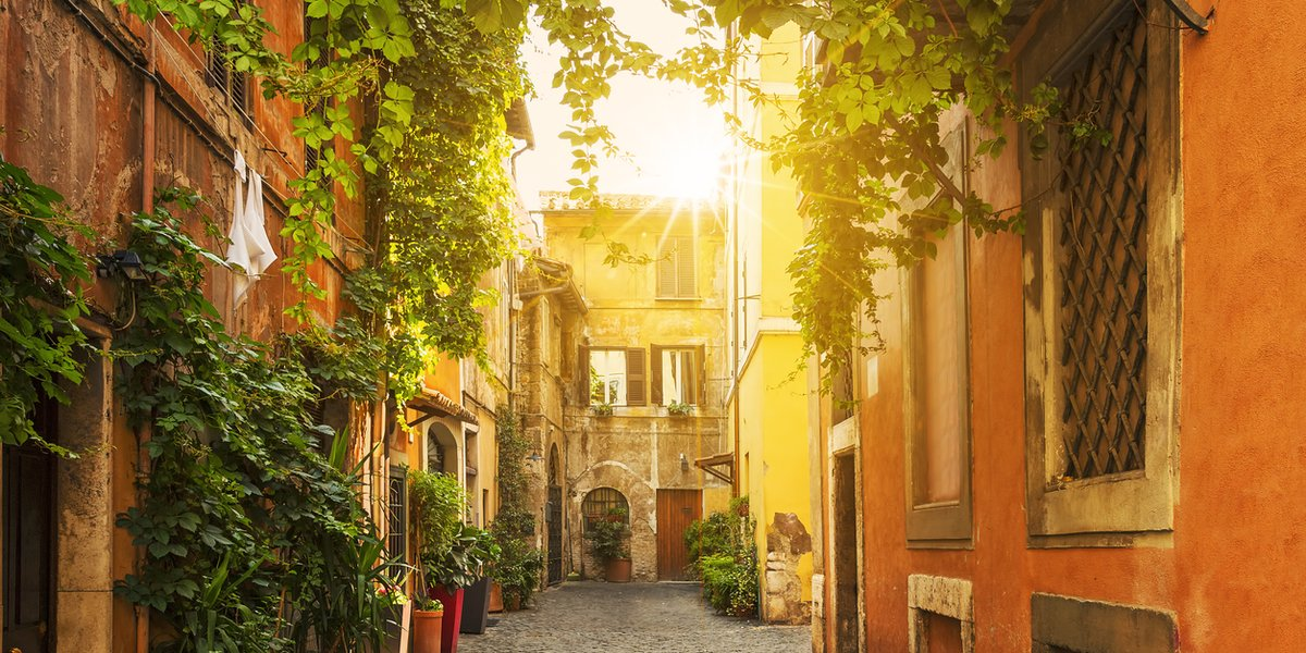 Neighbourhood Guide Trastevere Rome