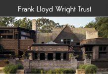 Ginko Tree Bookstore - Frank Lloyd Wright House Oak Park