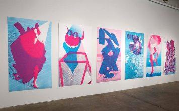 Carrie Secrist Gallery Artist Andrew Holmquist