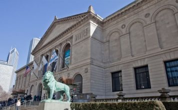The Art Institute of Chicago Exterior Photo