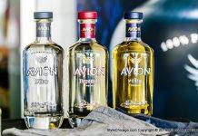 Tequila Avion 3 bottles