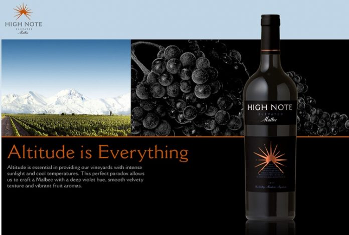 High Note Argeninean Malbec