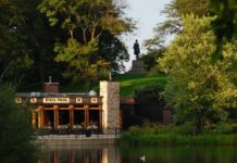 North Pond Restaurant in Lincoln Park