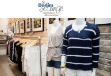 The Denim Lounge store in Roscoe Village
