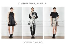 Christina Karin London Calling Collection