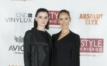 StyleChicago.com's The Art of Fashion Runway Show Red Carpet