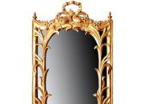 DouglasRosin Decorative Arts Gold Mirrir