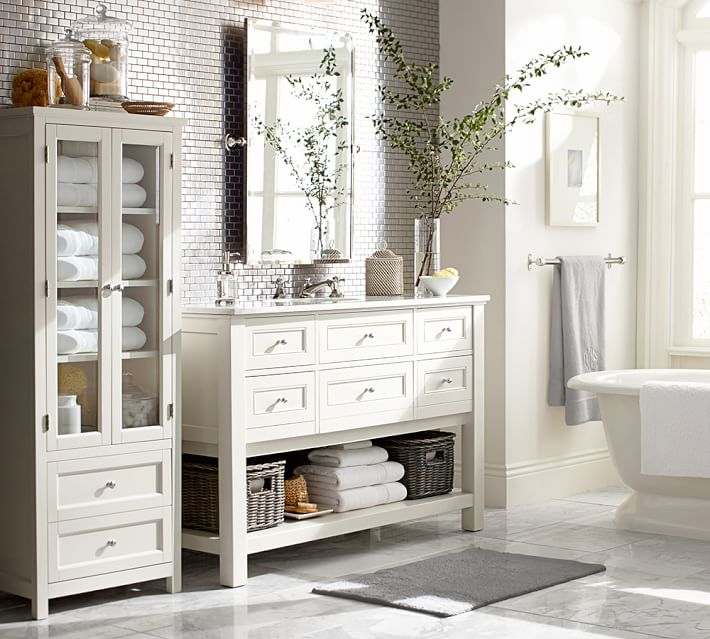 Create A Perfect Guest Bathroom Stylechicago Com