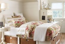 Stratton Storage Bed with Baskets - Pottery Barn