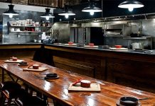Chefs Table Dining Chicago Frontier Restaurant Chicago