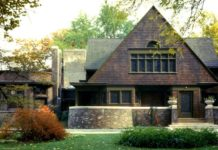 Frank Lloyd Wright Home Tour