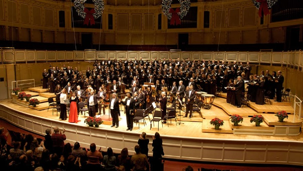 Handel's Messiah by the Apollo Chorus