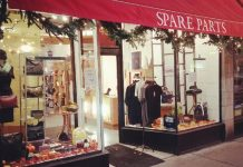 Spare Parts Boutique - Late Night Holiday Shopping